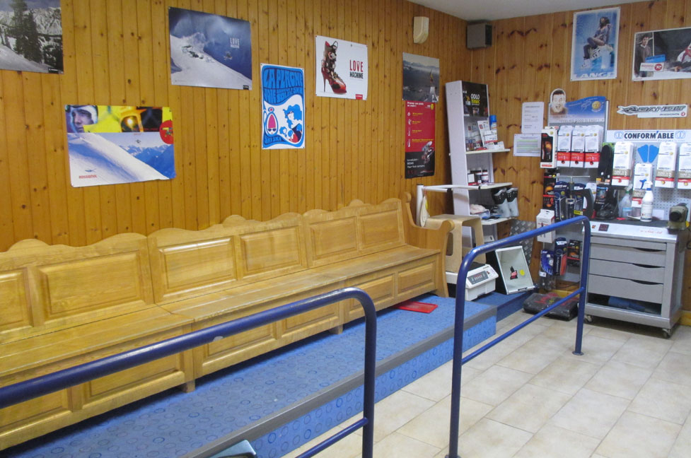 Location de ski La Plagne Les Coches Intersport